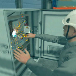 VR Training for Electrical Hazards
