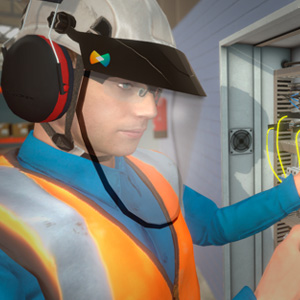 VR Training in LOTO Processes