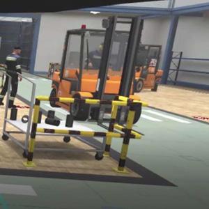 VR Training for Industrial Plant Risks/Warehouse Risk Prevention