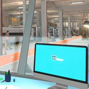 VR Training for Plant/Warehouse Risk Detection
