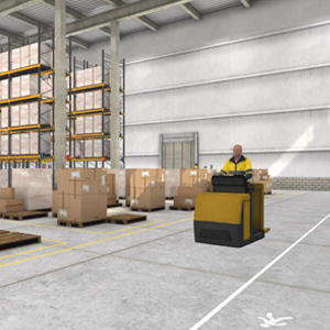 VR Training for Warehouse Safety
